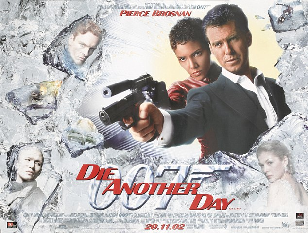 die another day quad poster