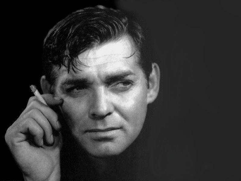 Clark Gable. James Bond?